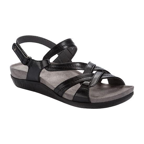 Bare Traps Womens Jordyn Flat Sandals