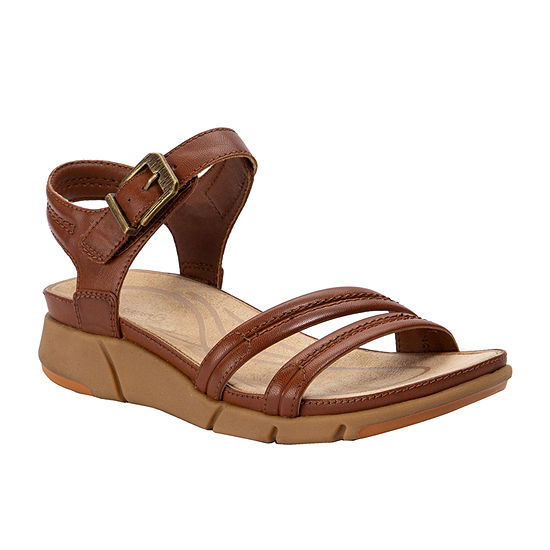 Bare Traps Womens Noland Flat Sandals