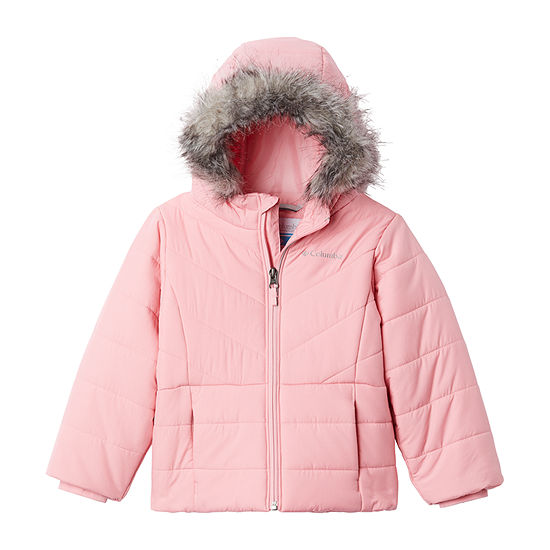 Columbia Sportswear Co. Katelyn Crest Little & Big Girls Heavyweight Puffer Jacket
