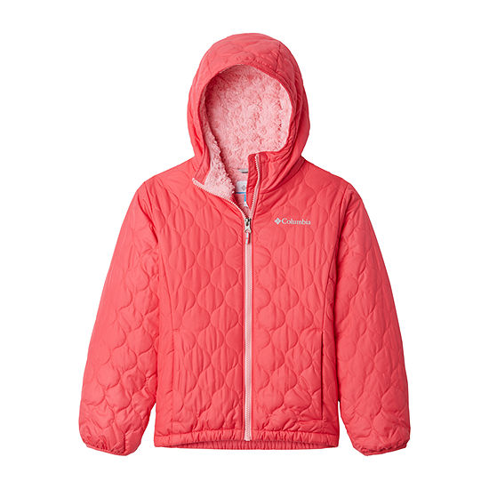 Columbia Sportswear Co. Bella Plush Little & Big Girls Heavyweight Jacket