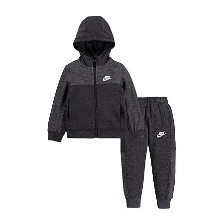 Nike Toddler Boys 2-pc. Pant Set, 2t , Gray