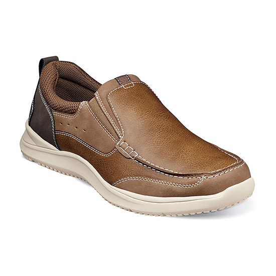 Nunn Bush Mens Conway Slip-On Shoe