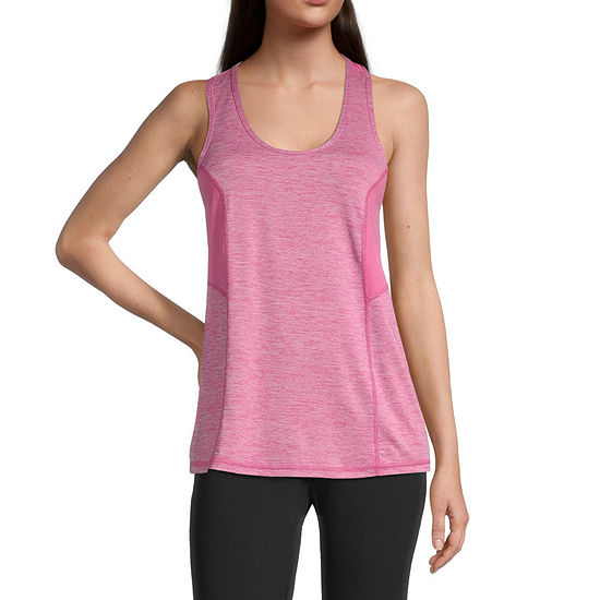 Xersion Everair Womens U Neck Sleeveless Tank Top