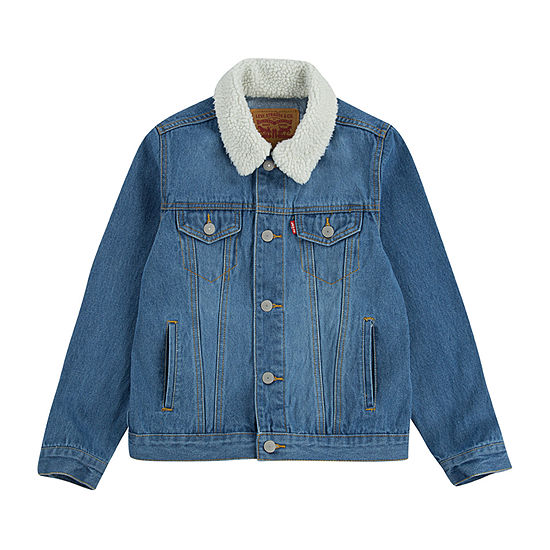 Levi's Big Boys Denim Jacket