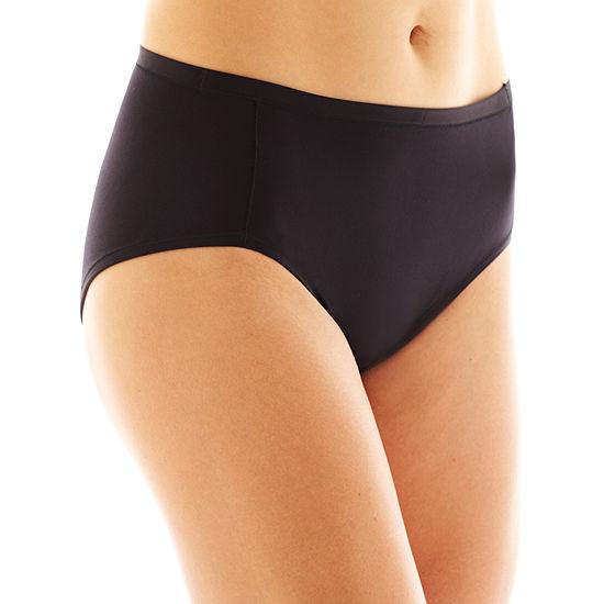 6008111d493 Vanity Fair Body Caress High Cut Panties 13137 JCPenney