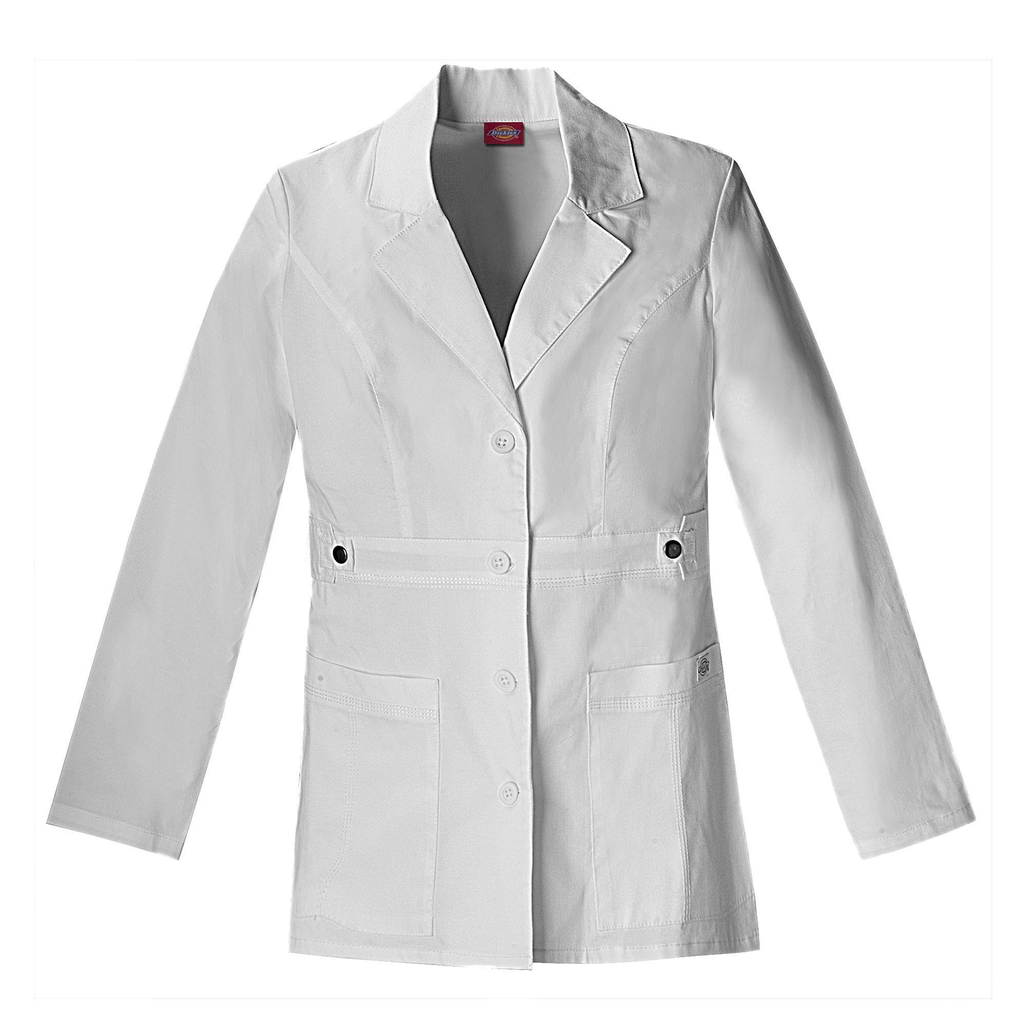 "Dickies Womens 28"" Lab Coat plus size,  plus size fashion plus size appare"