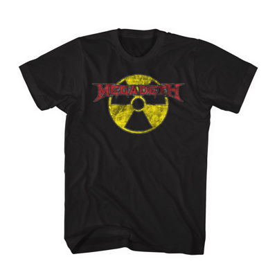Megadeth Graphic Tee