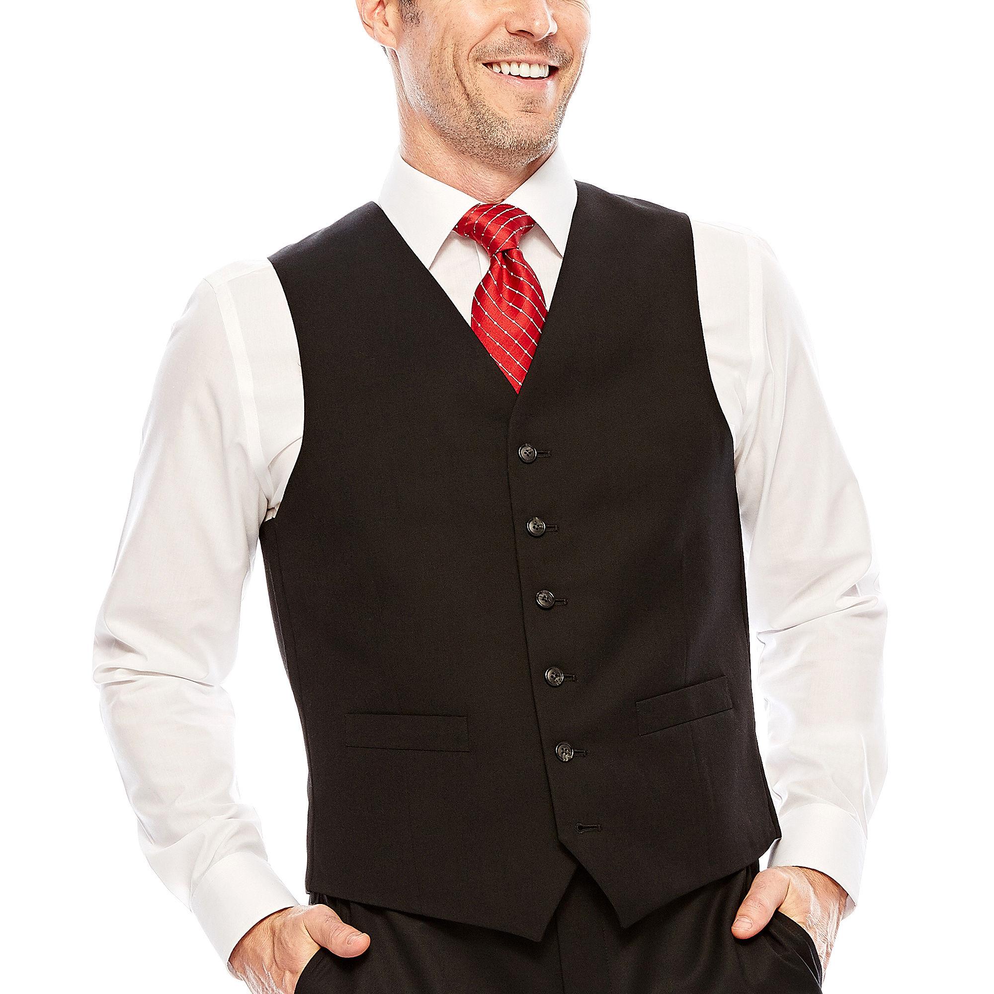 Stafford Travel Suit Vest - Classic