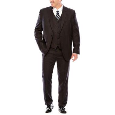 jcpenney.com | JF J.Ferrar® Black Nailhead Suit Separates - Big & Tall