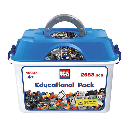 BricTek Educational Pack Building Set