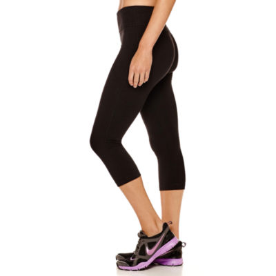 Xersion™ Studio Cotton Capris