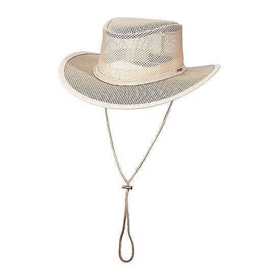Stetson Mesh Safari Hat JCPenney f2c2d5648000