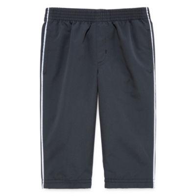 Okie Dokie®  Microfiber Pants - Baby Boys newborn-24m