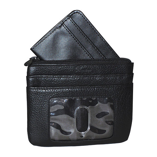 Buxton® Large ID Coin Card Case
