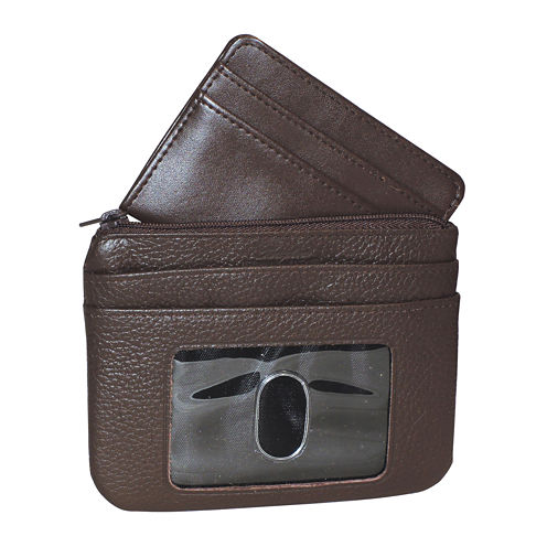 Buxton® Coin Card Case
