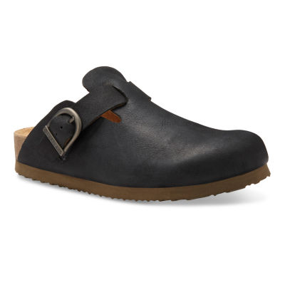 Eastland Womens Gina Clogs Slip-on Round Toe