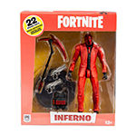 "Fortnite Mcfarlane 7"" Figure -Inferno Toy Tools"
