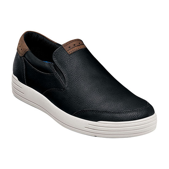 Nunn Bush Mens Kore City Walk Slip-On Shoe