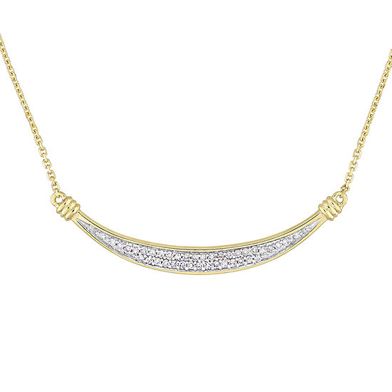 10K Gold 18 Inch Cable Chain Necklace