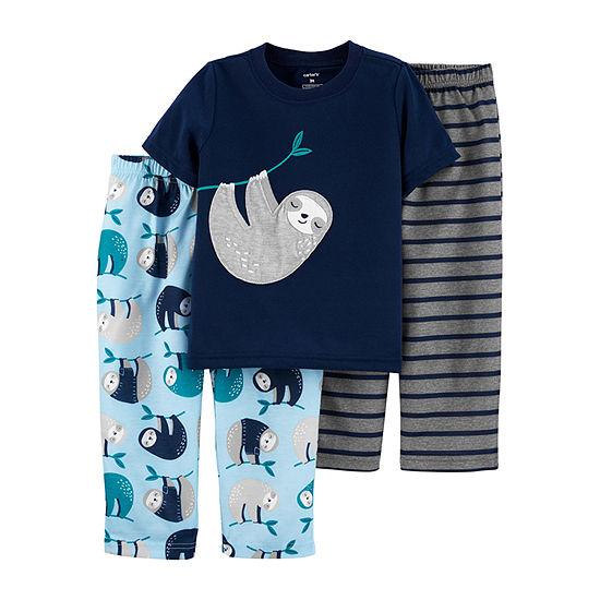 Carter's Baby Boys 3-pc. Pajama Set