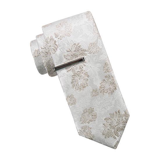 J.Ferrar Prom Floral Tie