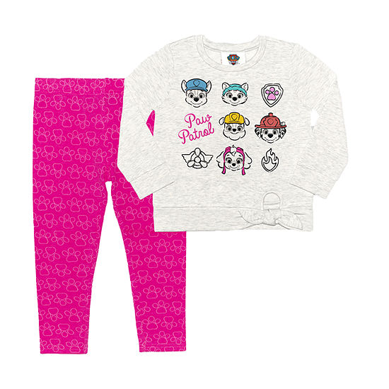 Toddler Girls 2-pc. Paw Patrol Legging Set