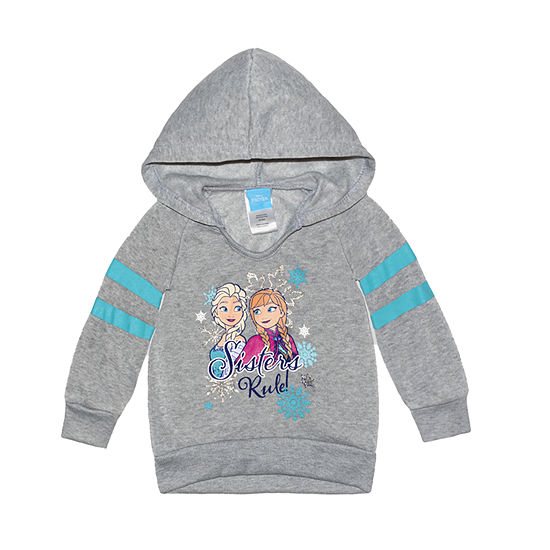 Disney Toddler Girls Frozen Hoodie