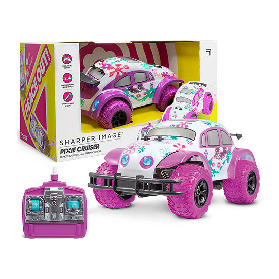 Sharper Image Remote Control Pixie Cruiser Car