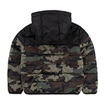 Levi's Little Boys Water Resistant Heavyweight Puffer Jacket