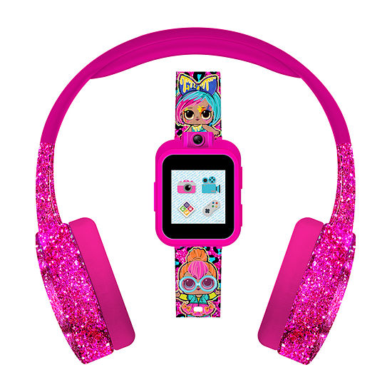 Itouch Playzoom LOL Unisex Multicolor Smart Watch-900008wh-51-F01