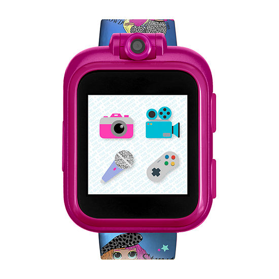 Itouch Playzoom LOL Unisex Pink Smart Watch-100035m-2-51-H01