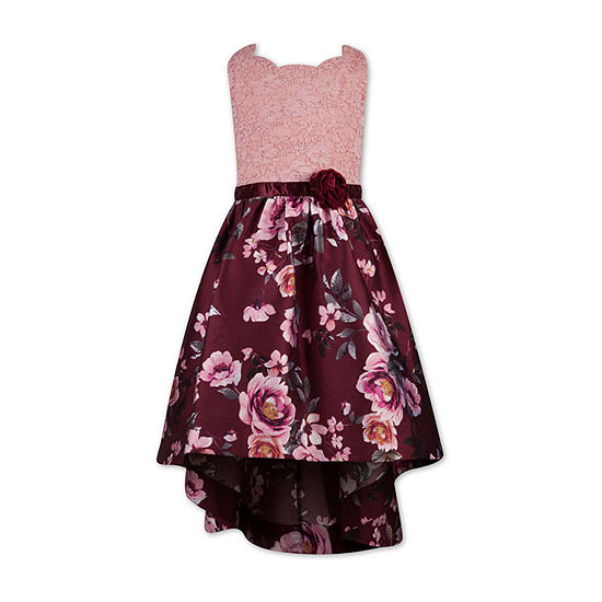 Speechless Little Girls Sleeveless Fit & Flare Dress