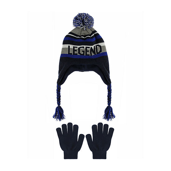 Capelli of N.Y. Little & Big Boys 2-pc. Cold Weather Set