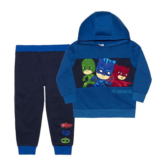 Toddler Boys PJ Masks 2-pc. Pant Set