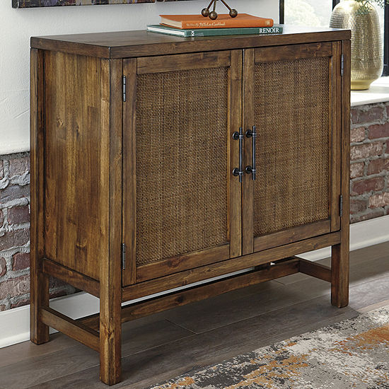 Signature Design by Ashley Beckings Accent Cabinet