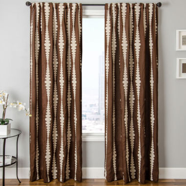 Shiloh Rod-Pocket Curtain Panel
