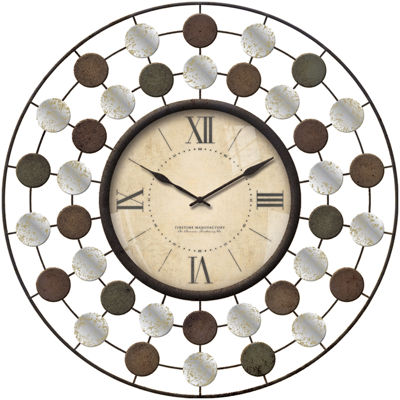 FirsTime® Shasta Wire Wall Clock