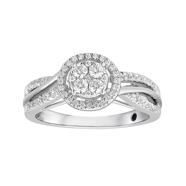 I Said Yes™ 3/8 CT. T.W. Diamond Engagement Ring