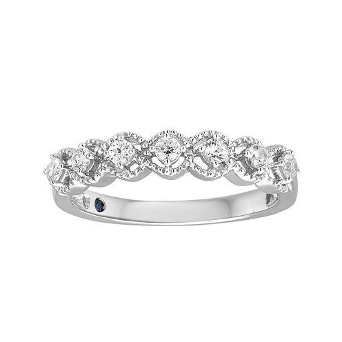 I Said Yes™ 1/4 CT. T.W. Diamond  Ring