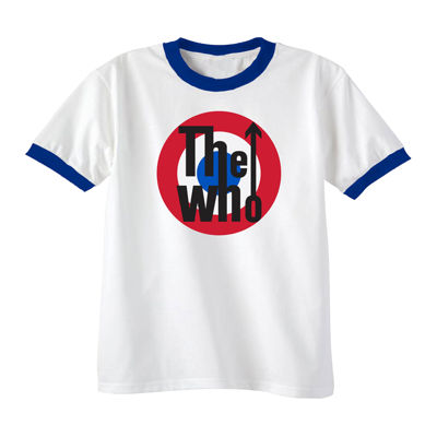 Novelty The Who Short-Sleeve T-Shirt