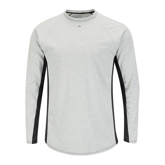 Bulwark® Baselayer With Mesh Gusset Shirt - Big