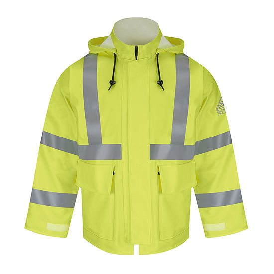 Bulwark® High Visibility Rain Jacket