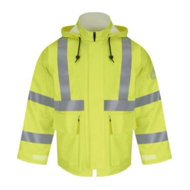 Bulwark® High Visibility Rain Jacket - Big & Tall