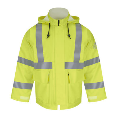 Bulwark® High Visibility Rain Jacket - Big