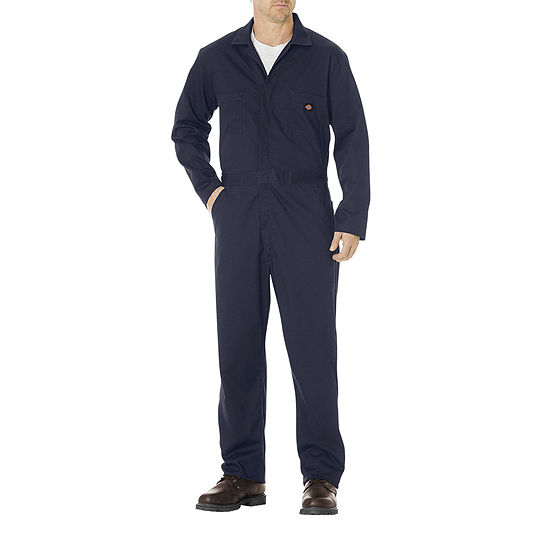 Dickies® Cotton Long Sleeve Coveralls - Big