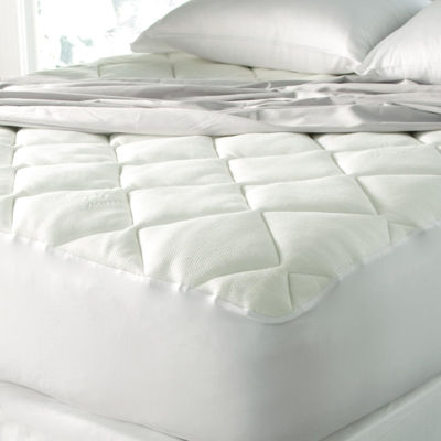 SpaLuxe Rayon from Bamboo Mattress Pad