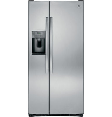 GE® 22.5 Cu. Ft. Side-By-Side Refrigerator