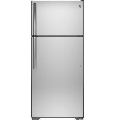 GE® 15.5 Cu. Ft. Top Freezer Refrigerator