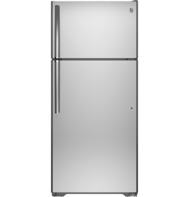 GE® ENERGY STAR® 15.5 Cu. Ft. Top Freezer Refrigerator