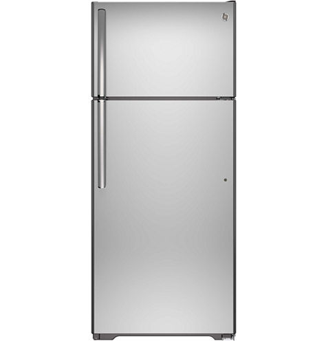 GE Profile™ ENERGY STAR® 17.5 Cu. Ft. Top Freezer Refrigerator
